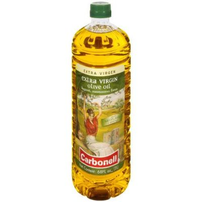 Canola Oil And Extra Virgin Olive Oil