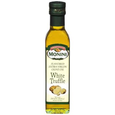 Flavored Extra Virgin Olive Oil, White Truffle