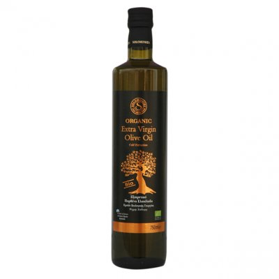 Organic Olive Oil - Extra Virgin Cold Pressed