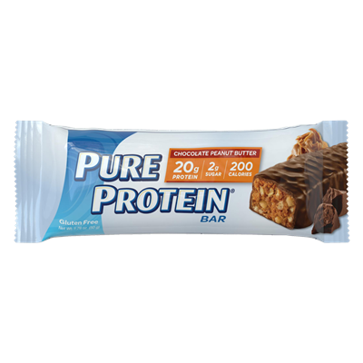 Protein Bar, Chocolate Peanut Butter Flavor