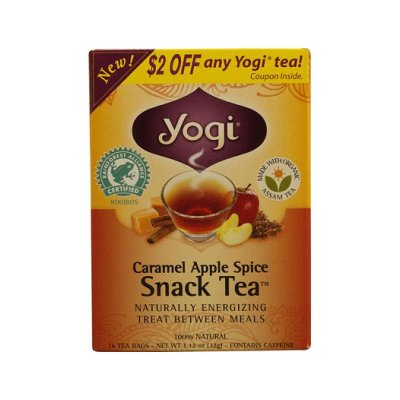 Caramel Apple Spice Snack Tea