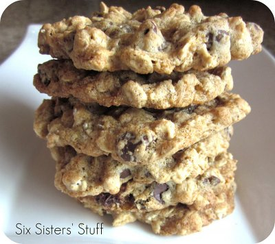 Oatmeal Cookie, Chewy Granola Bars