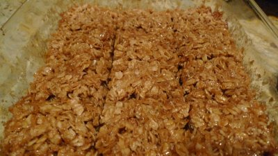 Honey Oat, Breakfast Bars