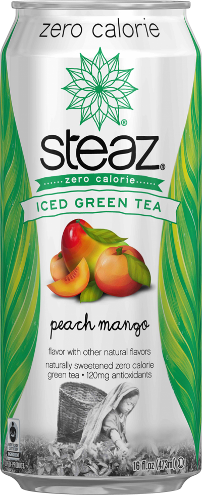 Iced Green Tea, Unsweetened