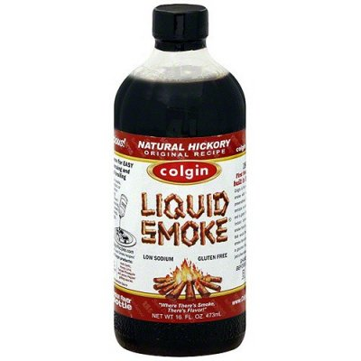 Liquid Smoke, Natural Hickory