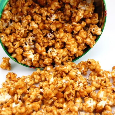Naturally Sweet Popcorn
