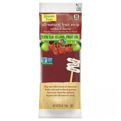 All Natural Fruit Strip, Orchard Cherry