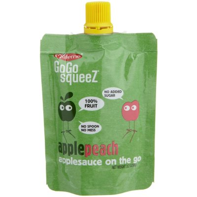 Applesauce Snack & Go!, Natural