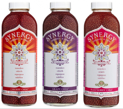 Kombucha, Grape Chia