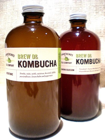 Brew Dr Kombucha, Spiced Apple Kava