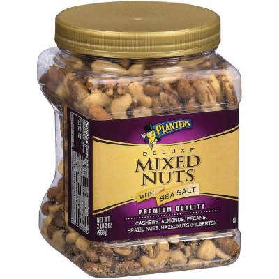 Low Salt Mixed Nuts