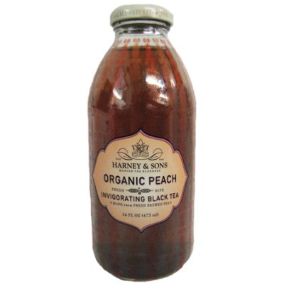 Organic Peach Invigorating Black Tea