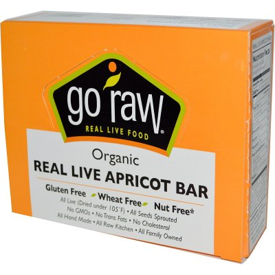 Organic Real Live Flax Bar