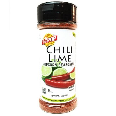 Popcorn Seasoning, Chili Lime