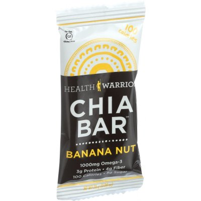 Banana Nut Chia Bar