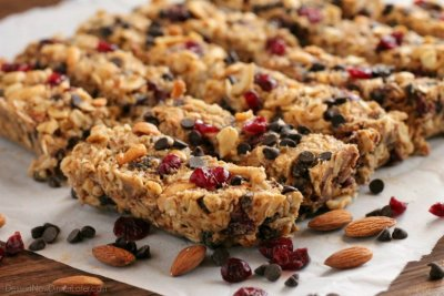 Granola Bars, Chewy, Peanut Peanut Butter