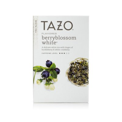Iced Tea, Berryblossom White