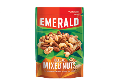 Roasted Deluxe Mixed Nuts, Sea Salt
