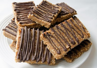 Balanced Protein Snack Bar, Chocolate Peanut Butter