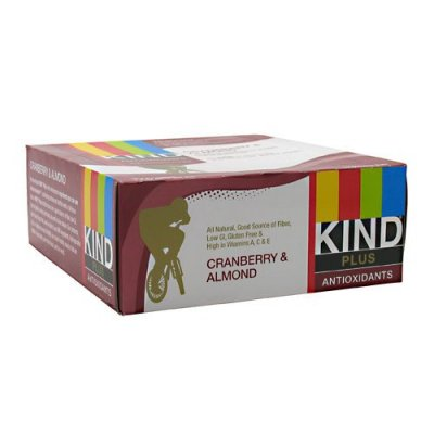 Cranberry Almond + Antioxidants Bar