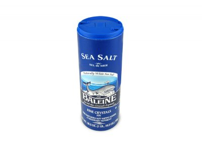 Mediterranean Sea Salt, Fine