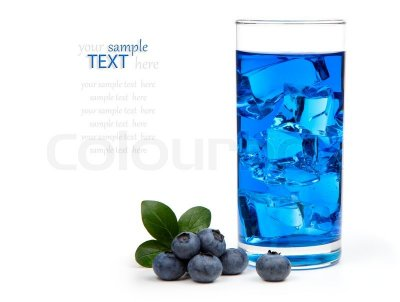 White Tea, Blueberry