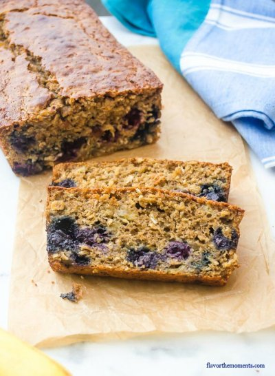 Whole Grain Oatmeal Bar Blueberry