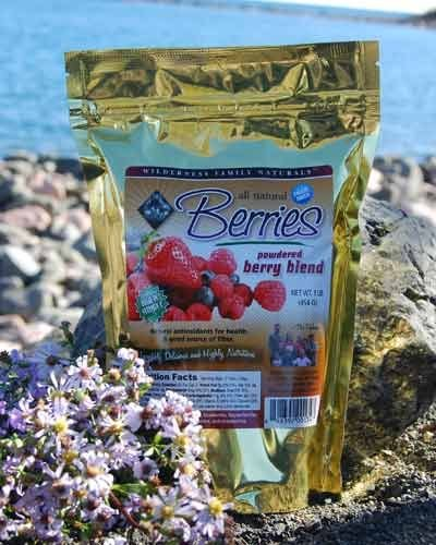 Berry Blend Freeze Dried Fruit