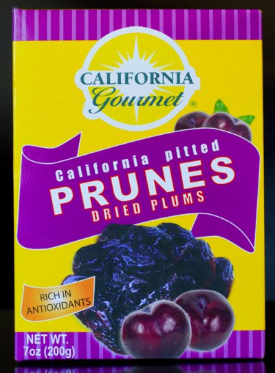 California Pitted Prunes