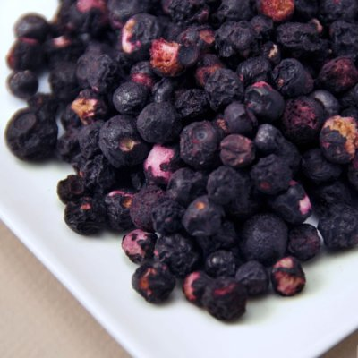 Dried Wild Blueberries, Organic