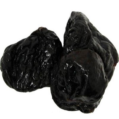Prunes, Pitted, Dried