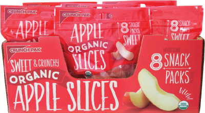 Pure & Natural Apple Slices