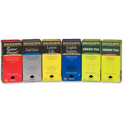 Flavored Black Tea, Assorted Flavors