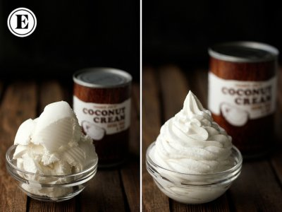 Organic Light Whipped Cream Cheese