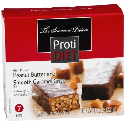 Peanut Butter, High-Quality Complete Protein Bar