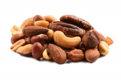 Salted Mixed Nuts With Peanuts