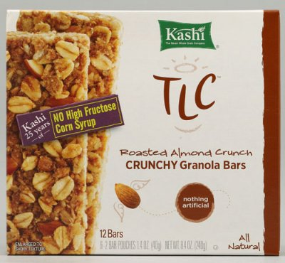 TLC Dark Mocha Almond Chewy Granola Bar