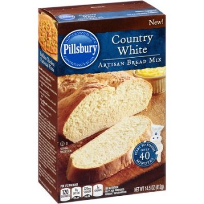 Bread Mix, Country White