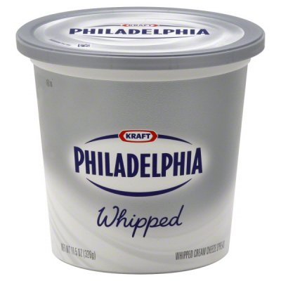 Cream Cheese Spread Whipped