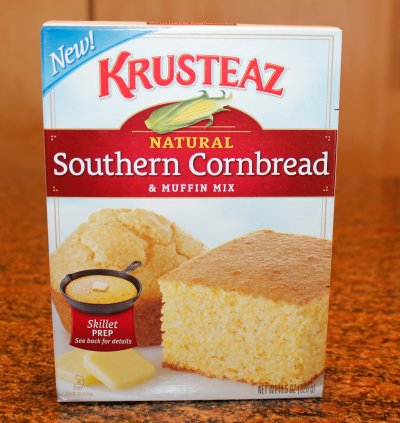 Natural Southern Cornbread & Muffin Mix