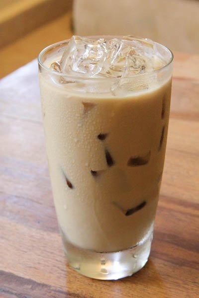 Creamy Iced Coffee Drink