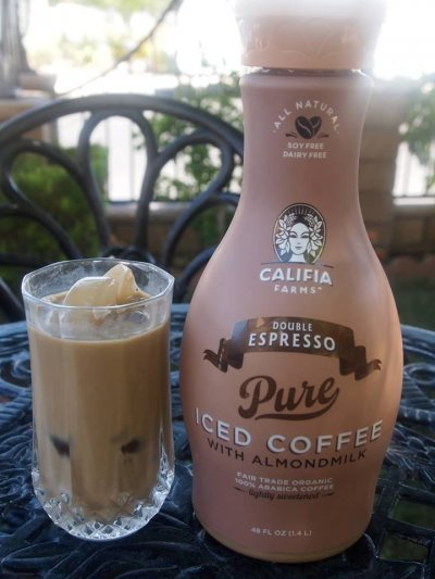 Double Expresso Pure Iced Coffee With Almondmilk