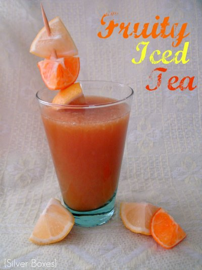 Liquid Iced Black Tea Mix