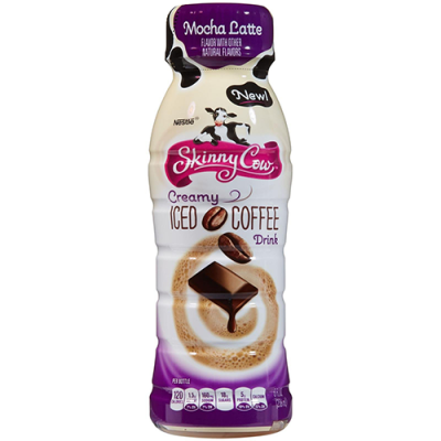Nestle, Creamy Iced Coffee Drink