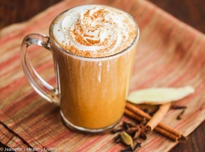 Pumpkin Spice Chai Latte Black Tea