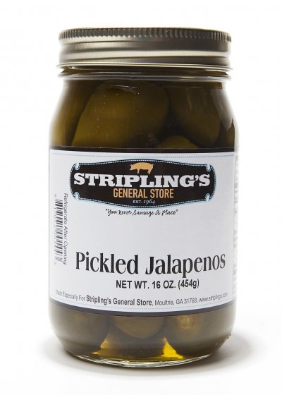 Pickled Jalapenos- Salad