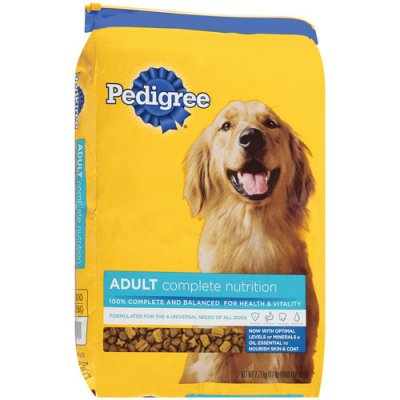Dog Food Dry, Adult 7+ Chicken & Rice Formula