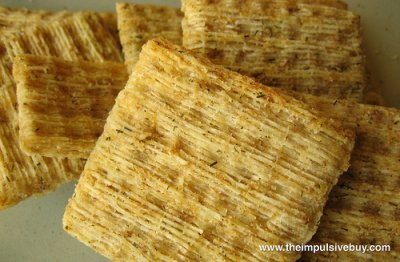 Triscuit Dill Sea Ssalt & Olive Oil Baked Whole Grain Wheat Crackers