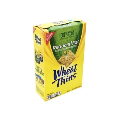 100% Whole Grain Reduced Fat Wheat Thins