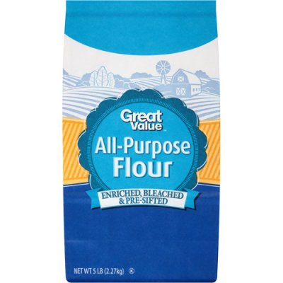 Enriched Bleached Pre-Sifted Flour, All-Purpose